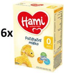 Hami 0+ 6 x 600g