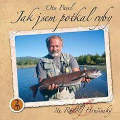 Pavel Ota: Jak jsem potkal ryby - KNP - 2CD