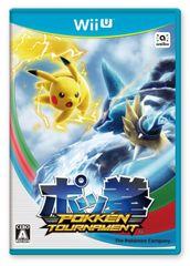 Nintendo Pokkén Tournament / WiiU