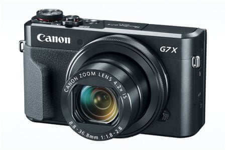 Canon fotoaparat PowerShot G7 X Mark II