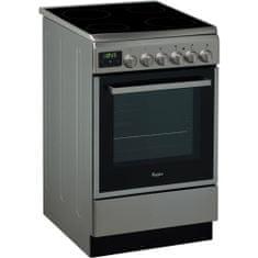 Whirlpool kuchnia elektryczna ACMT 5533 IX
