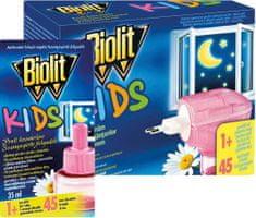 SC Johnson Biolit Kids elektrický proti komárům s tekutou náplní 2x45 nocí