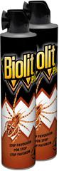 SC Johnson Biolit Plus sprej Stop pavoukům 2x400 ml