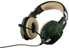 Trust GXT 322 Dynamic Headset, green camouflage (20865)