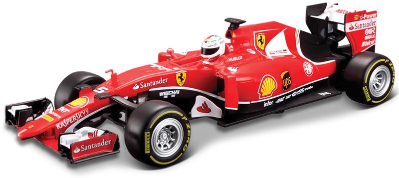 Maisto F1 Ferrari SF15-T #5 Sebastian Vettel