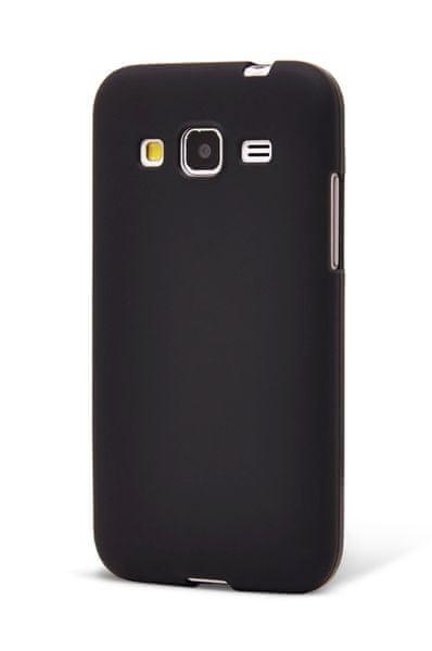 EPICO plastový kryt, Galaxy Core Prime, RONNY, černý