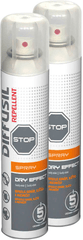 DIFFUSIL Repelent Dry Effect 2x150 ml