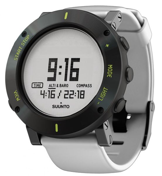 Suunto Core Crush White