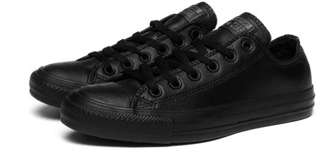 Converse Chuck Taylor All Star Leather Ox black 36 - Diskusia  f1a6ee71191