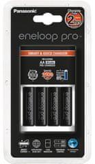 Panasonic polnilec Quick Charger + 4 x AA PRo baterije