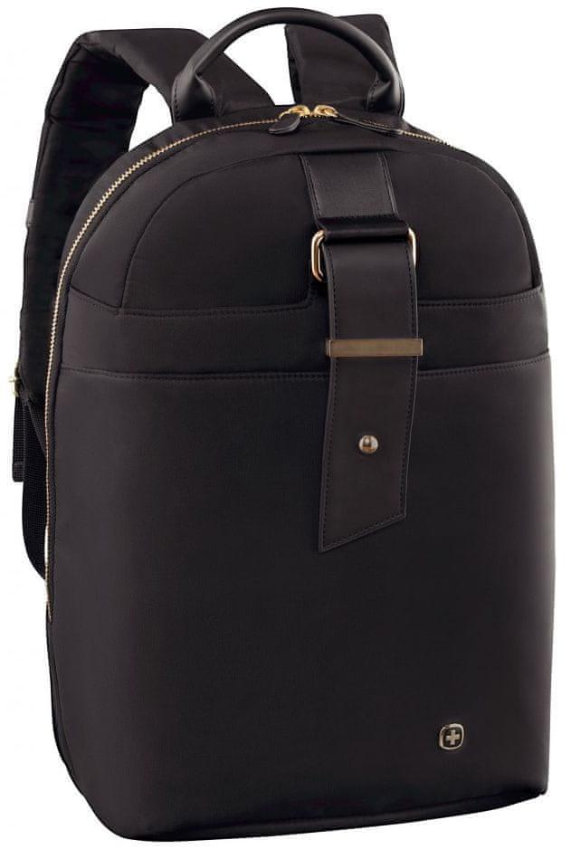 "Wenger ALEXA - 16"" dámský batoh na notebook a tablet, černý (601376)"