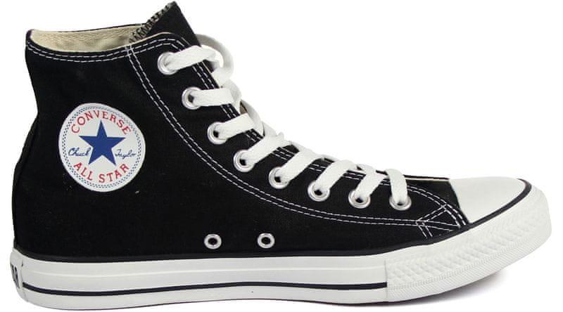 Converse All Star Hi Black 45