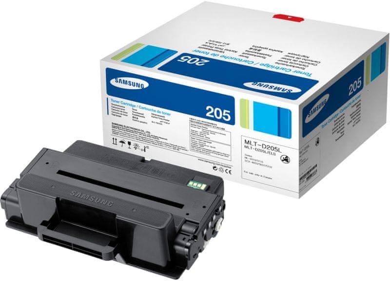 Samsung toner MLT-D205L/ELS, černý