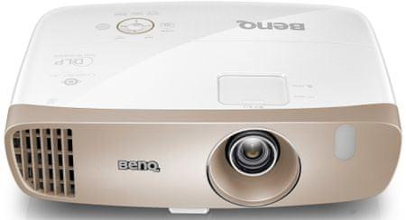 BENQ projektor W2000, bel
