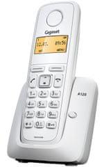 Gigaset A220 Vezeték nélküli telefon, Fehér