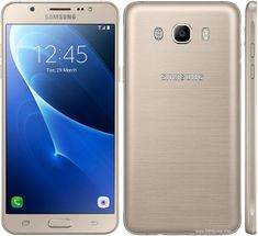 Samsung GSM telefon Galaxy J7 2016 16 GB (J710F), zlat