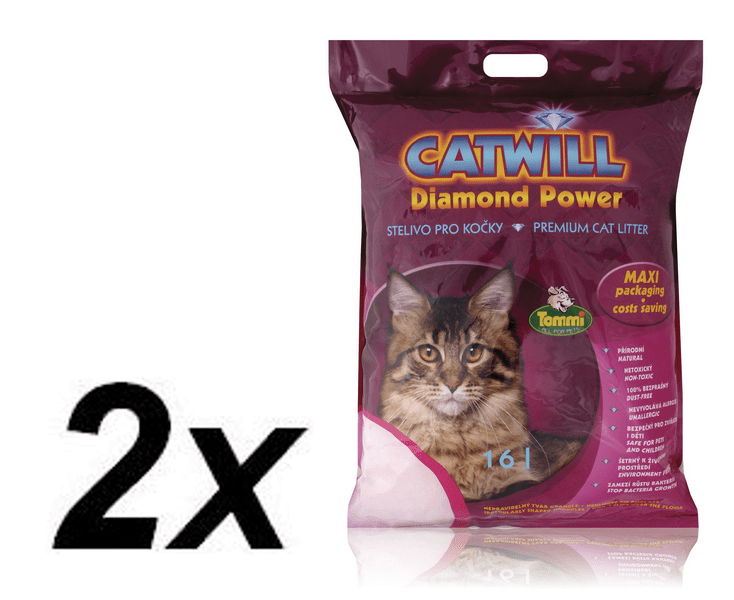 Tommi Catwill Diamond Power 2 x 16 l