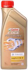 Castrol motorno olje Edge Professional Longlife III FST 5W-30, 1 l