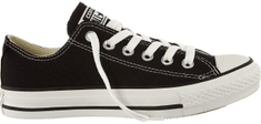 Converse Chuck Taylor All Star Canvas Ox, Fekete