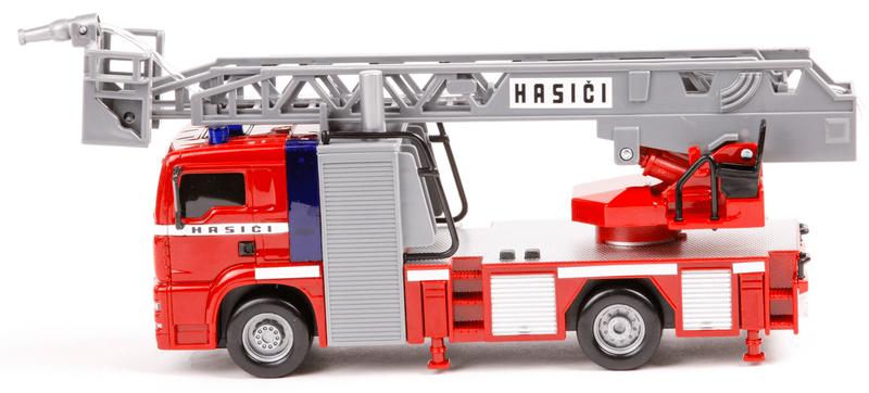 Dickie Hasičské auto 31 cm, na setrvačník