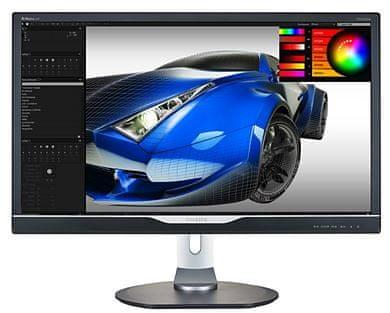 Philips LED monitor 288P6LJEB Brilliance