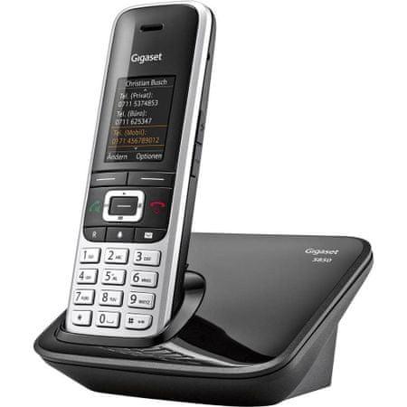 Gigaset brezvrvični telefon S850