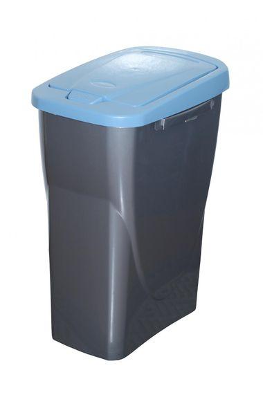 Mazzei Koš na tříděný odpad Ecobin 15 l modrá