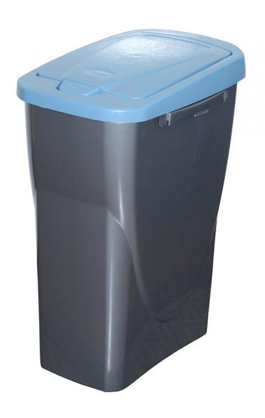 Mazzei Koš na tříděný odpad Ecobin 25 l modrá
