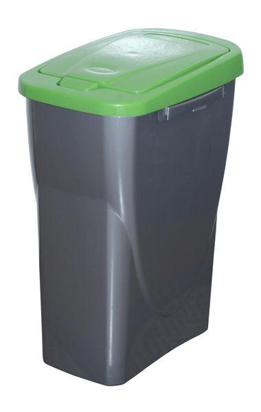 Mazzei Koš na tříděný odpad Ecobin 25 l zelená