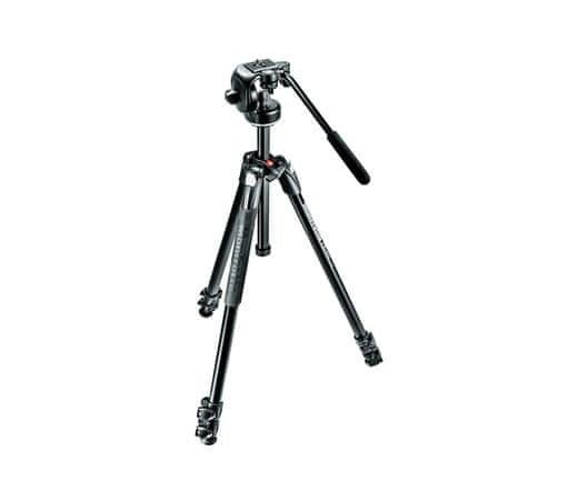 Manfrotto 290 XTRA stojalo + video glava 128RC (MK290XTA3-2W)