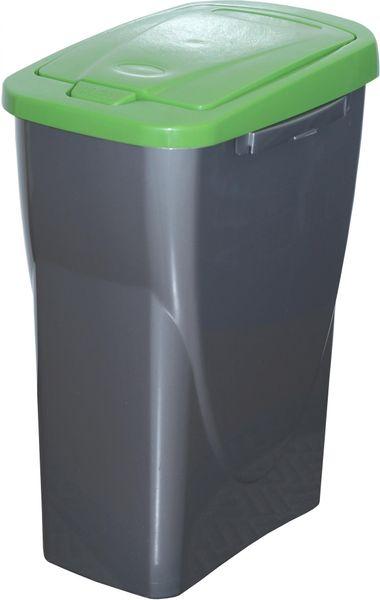Mazzei Koš na tříděný odpad Ecobin 40 l zelená