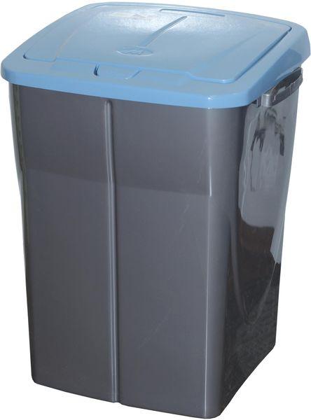 Mazzei Koš na třídění odpadu 45 l modrá