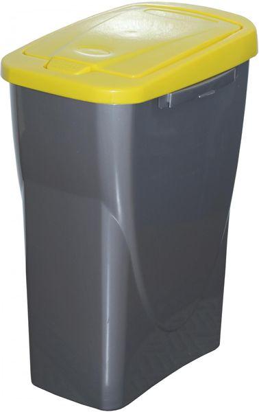 Mazzei Koš na tříděný odpad Ecobin 40 l žlutá