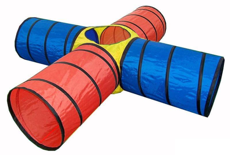 iPlay Dětské látkové tunely