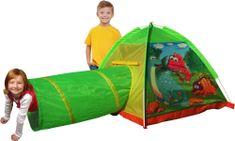 iPlay Namiot Dino z tunelem