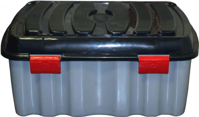 Mazzei Úložný box na kolečkách Big Voyager 90 l