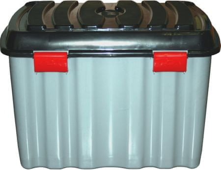 Mazzei Pojemnik na kółkach Big Voyager, 142 l