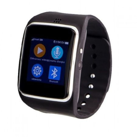 Garett smartwatch G20, czarny