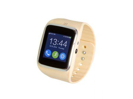 Garett smartwatch G20, beżowy