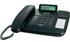 Gigaset vrvični telefon DA710, črn