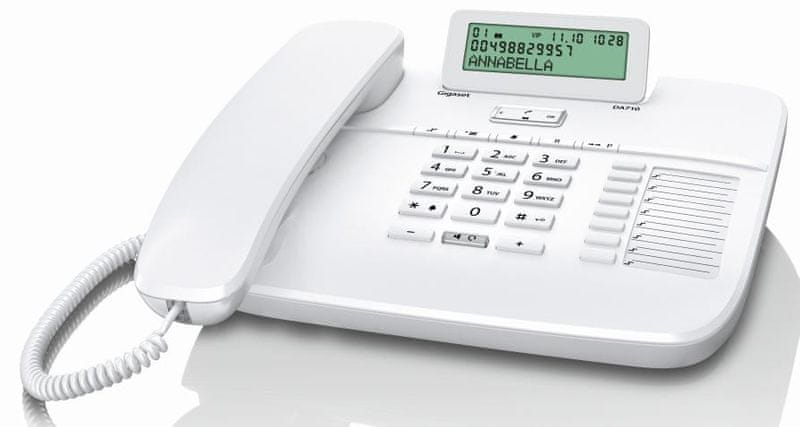 Gigaset DA710, White