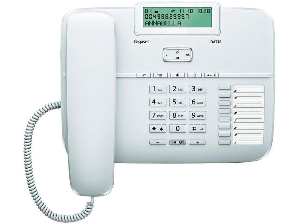 Gigaset DA710, White - použité