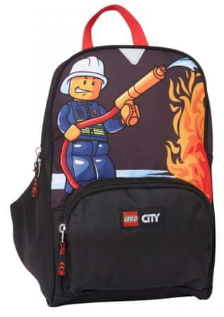 LEGO City Fire Plecak