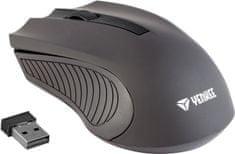 Yenkee Bezdrátová myš MONACO černá (YMS 2015BK)