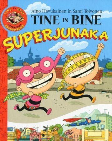 Aino Havukainen, Sami Toivonen: Tine in Bine - Superjunaka