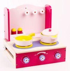 BINO Detský varič s príslušenstvom
