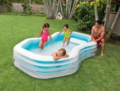 Intex družinski bazen Cabana 310 x 188 cm