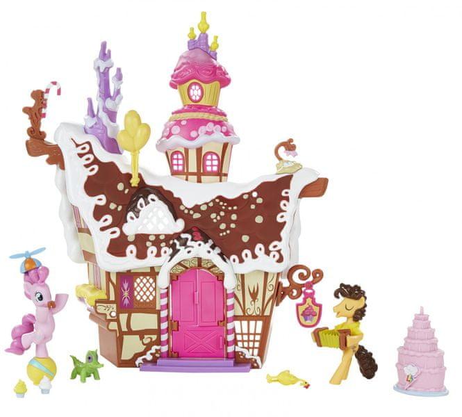 My Little Pony FIM hrací set Cukrárna