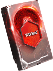 WD trdi disk 8TB Sata3, 6Gb/s, 5400, 128 MB, Red