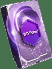 WD trdi disk 8TB Sata3, 6Gb/s, 5400, 128 MB, Purple